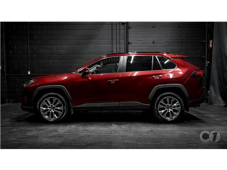 2019 Toyota RAV4 Limited (Stk: CT20-638) in Kingston - Image 1 of 43