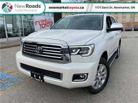 2020 Toyota Sequoia Platinum (Stk: 35652) in Newmarket - Image 1 of 23