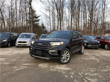 2021 Ford Explorer XLT (Stk: EX21004) in Barrie - Image 1 of 16