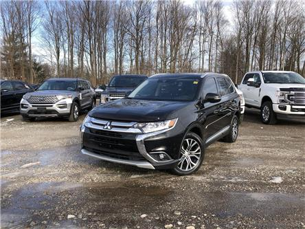 2017 Mitsubishi Outlander GT (Stk: NT20263A) in Barrie - Image 1 of 16