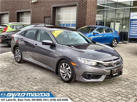 2017 Honda Civic EX (Stk: 30225A) in East York - Image 1 of 29