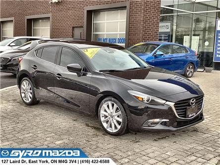 2017 Mazda Mazda3 Sport GT (Stk: 30237A) in East York - Image 1 of 30