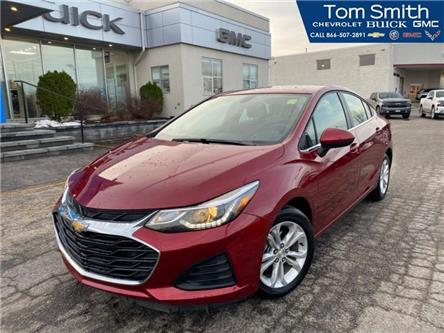 2019 Chevrolet Cruze LT (Stk: 22532R) in Midland - Image 1 of 19