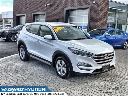 2018 Hyundai Tucson Base 2.0L (Stk: H6177A) in Toronto - Image 1 of 28