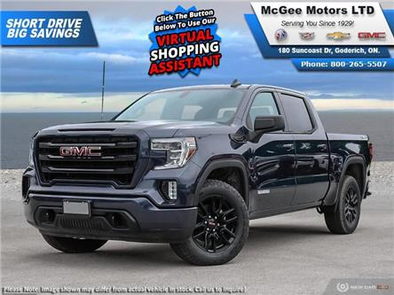 2021 GMC Sierra 1500 Elevation (Stk: 160066) in Goderich - Image 1 of 23