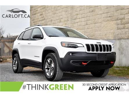 2019 Jeep Cherokee Trailhawk (Stk: B6571) in Kingston - Image 1 of 30