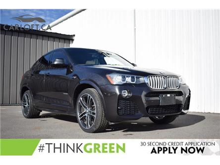 2017 BMW X4 xDrive28i (Stk: UCP2215A) in Kingston - Image 1 of 34