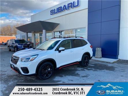 2021 Subaru Forester Sport (Stk: 426235) in Cranbrook - Image 1 of 24