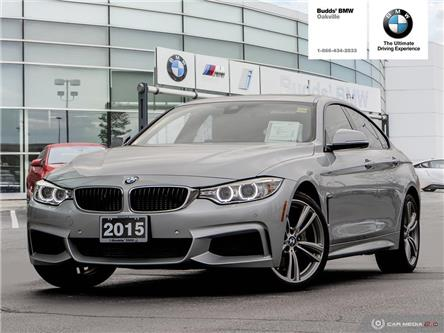 2015 BMW 435i xDrive Gran Coupe (Stk: DB7003A) in Oakville - Image 1 of 25