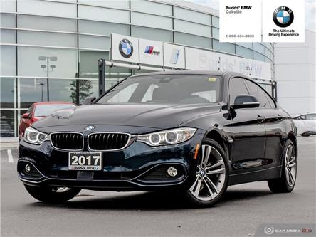 2017 BMW 430i xDrive Gran Coupe (Stk: T926564A) in Oakville - Image 1 of 28