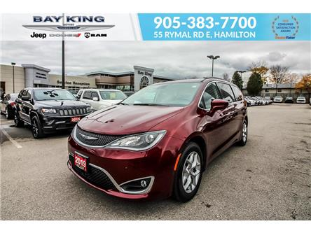 2019 Chrysler Pacifica Touring Plus (Stk: 7160) in Hamilton - Image 1 of 17
