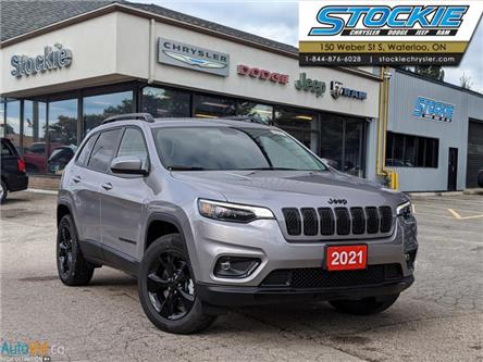 2021 Jeep Cherokee Altitude (Stk: 35309) in Waterloo - Image 1 of 15