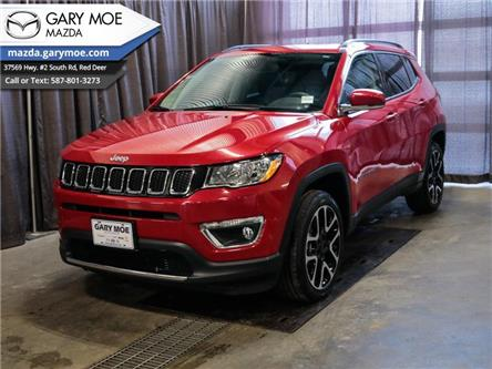 2019 Jeep Compass Limited (Stk: MP9951) in Red Deer - Image 1 of 25