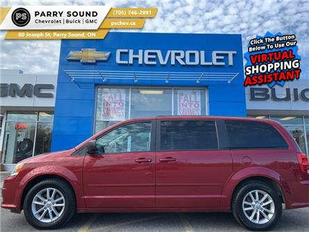 2015 Dodge Grand Caravan SE/SXT (Stk: 20-190A) in Parry Sound - Image 1 of 20