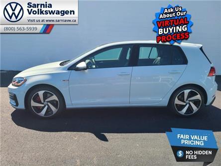 2020 Volkswagen Golf GTI Autobahn (Stk: V2050) in Sarnia - Image 1 of 22