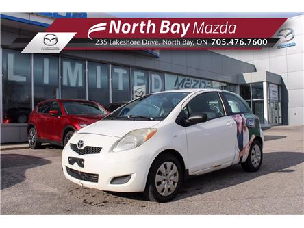 2010 Toyota Yaris CE (Stk: 2154B) in North Bay - Image 1 of 13