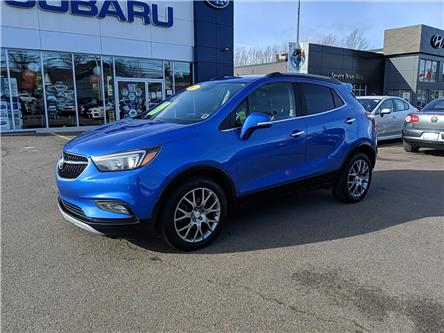 2017 Buick Encore Sport Touring (Stk: SUB2417B) in Charlottetown - Image 1 of 23