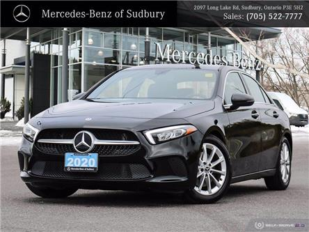 2020 Mercedes-Benz A-Class Base (Stk: M20016) in Sudbury - Image 1 of 29