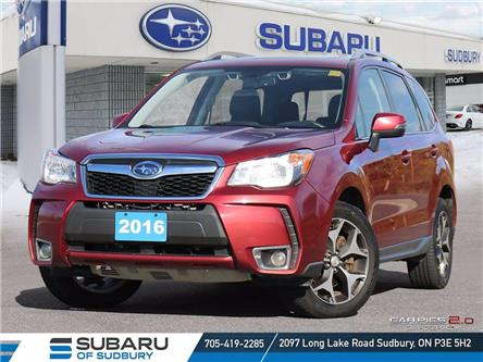 2016 Subaru Forester 2.0XT Touring (Stk: US1181) in Sudbury - Image 1 of 24