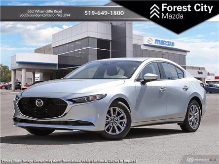 2020 Mazda Mazda3 GS (Stk: 20M36733D) in Sudbury - Image 1 of 23