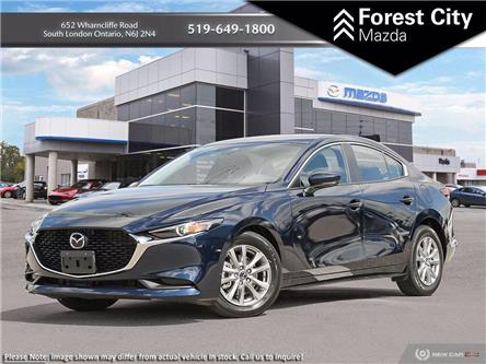 2020 Mazda Mazda3 GS (Stk: 20M39503D) in Sudbury - Image 1 of 23