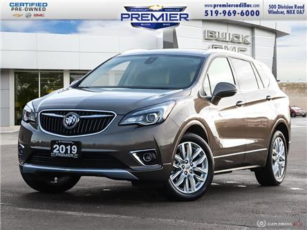 2019 Buick Envision Premium I (Stk: 210195A) in Windsor - Image 1 of 29