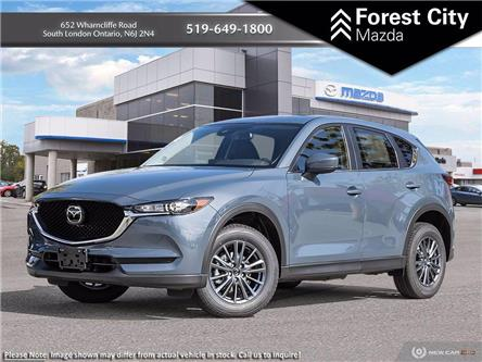 2021 Mazda CX-5 GS (Stk: 21C51678D) in Sudbury - Image 1 of 22