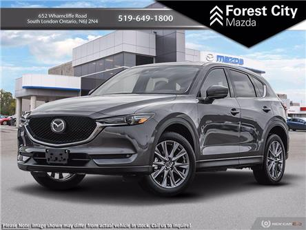 2021 Mazda CX-5 GT w/Turbo (Stk: 21C54896D) in Sudbury - Image 1 of 23