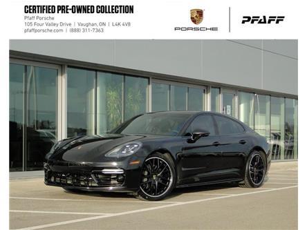 2017 Porsche Panamera 4S (Stk: U9041) in Vaughan - Image 1 of 22