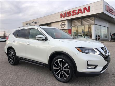 2017 Nissan Rogue SL Platinum (Stk: P2762) in Cambridge - Image 1 of 30