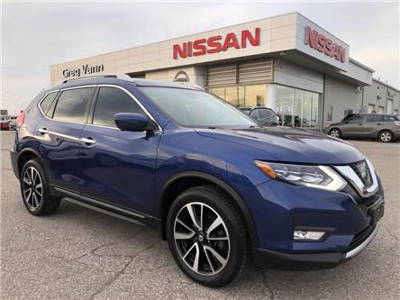 2017 Nissan Rogue SL Platinum (Stk: P2760) in Cambridge - Image 1 of 30