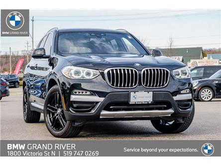 2019 BMW X3 xDrive30i (Stk: PW5636) in Kitchener - Image 1 of 22