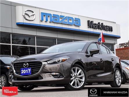 2017 Mazda Mazda3 GT (Stk: P2034) in Markham - Image 1 of 24