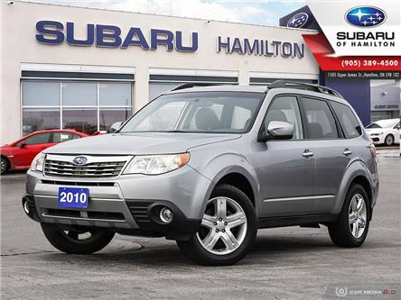 2010 Subaru Forester 2.5 X Limited Package (Stk: S8442A) in Hamilton - Image 1 of 27