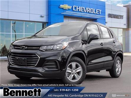 2021 Chevrolet Trax LS (Stk: 210015) in Cambridge - Image 1 of 23