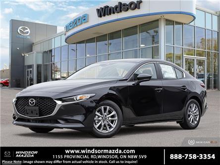 2020 Mazda Mazda3 GS (Stk: M35178) in Windsor - Image 1 of 23