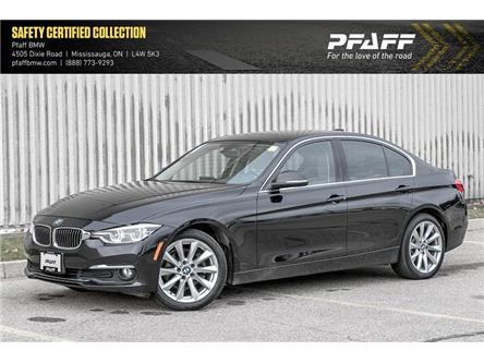 2017 BMW 320i xDrive Sedan (8E57) (Stk: U6257) in Mississauga - Image 1 of 22