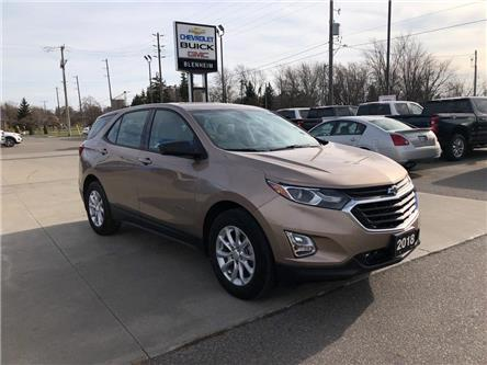 2018 Chevrolet Equinox LS (Stk: 0B111A) in Blenheim - Image 1 of 17