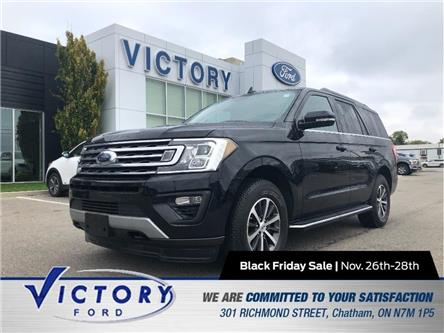 2019 Ford Expedition XLT (Stk: V10439CAP) in Chatham - Image 1 of 29