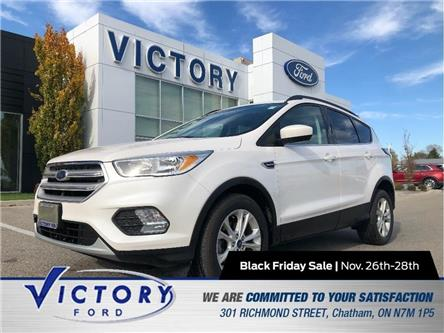 2018 Ford Escape SE (Stk: V1165LB) in Chatham - Image 1 of 21