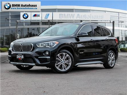 2018 BMW X1 xDrive28i (Stk: P9942) in Thornhill - Image 1 of 38