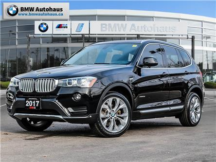 2017 BMW X3 xDrive28i (Stk: P9967) in Thornhill - Image 1 of 39