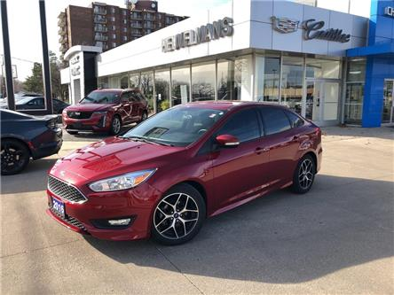2016 Ford Focus SE (Stk: L317A) in Chatham - Image 1 of 18