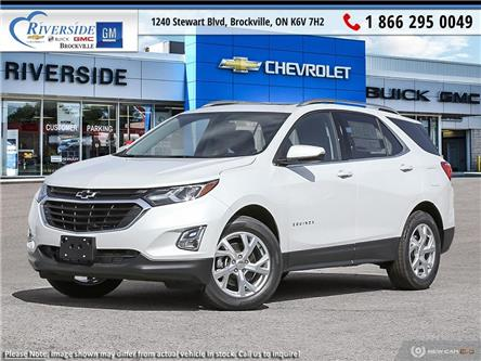 2021 Chevrolet Equinox LT (Stk: 21-050) in Brockville - Image 1 of 23