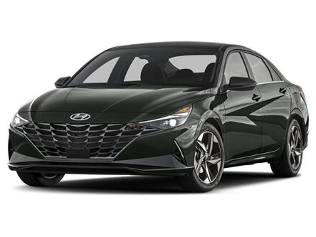 2021 Hyundai Elantra Preferred w/Sun & Safety Package (Stk: MU071573) in Mississauga - Image 1 of 3