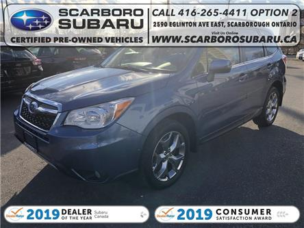 2015 Subaru Forester  (Stk: FH832577) in Scarborough - Image 1 of 17
