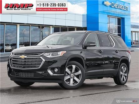 2021 Chevrolet Traverse LT True North (Stk: 89062) in Exeter - Image 1 of 27
