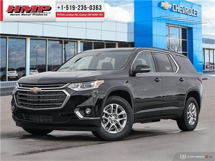 2021 Chevrolet Traverse LT Cloth (Stk: 89061) in Exeter - Image 1 of 27