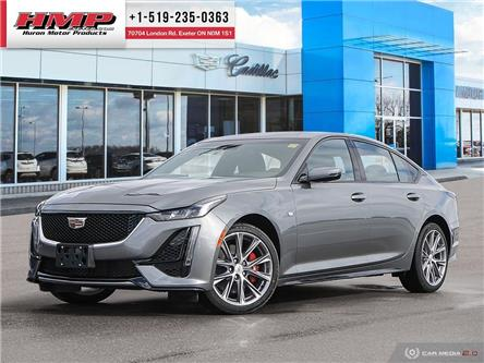 2021 Cadillac CT5 Sport (Stk: 88871) in Exeter - Image 1 of 27