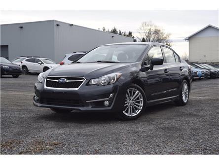 2016 Subaru Impreza  (Stk: P2383) in Ottawa - Image 1 of 25